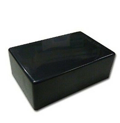 New Plastic Electronic Project Box Enclosure Instrument case DIY 100x60x25mm HD
