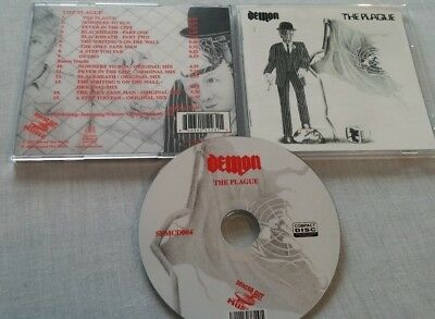 Plague [Remaster] by Demon (Heavy Metal) (CD, Oct-2002, Spaced Out Music)