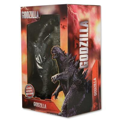 "Godzilla 24"" Head to Tail Action Figure with Sound - Modern NECA"
