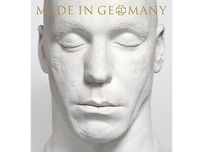 Made in Germany 1995 - 2011 - Best Of [Audio CD] Rammstein - SEHR GUT