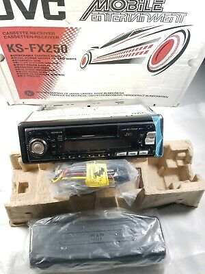 JVC CETTE RECEIVER KS-FX250 - $63.99 | PicClick on