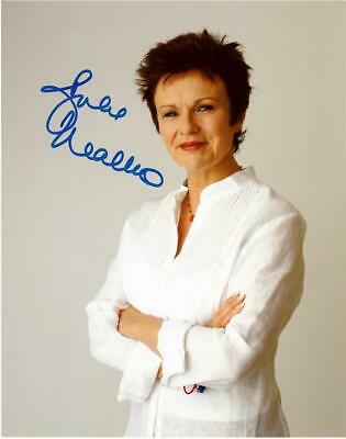 "Julie Walters - Colour 10""x 8"" Signed 'Studio Pose' Photo - UACC RD223"