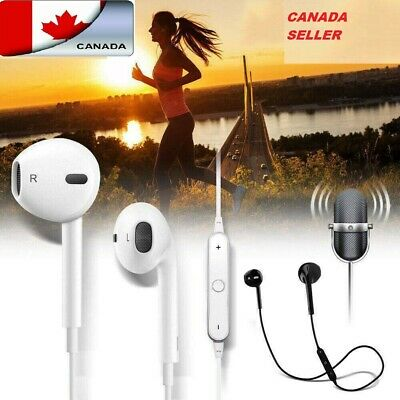Wireless Bluetooth Earphones Headphones Earbuds for Samsung Android