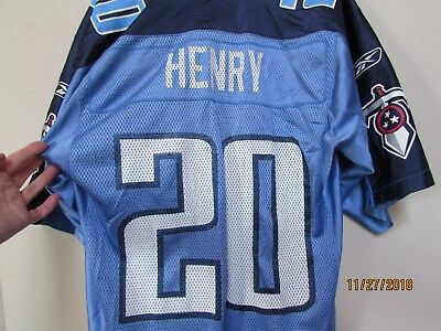 c458ef52 NFL REEBOK TEAM Apparel Tennessee Titans #28 Football Jersey New ...