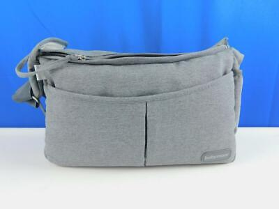 Bebemoov Wickeltasche Essential Bag smokey grau BA0019 AS