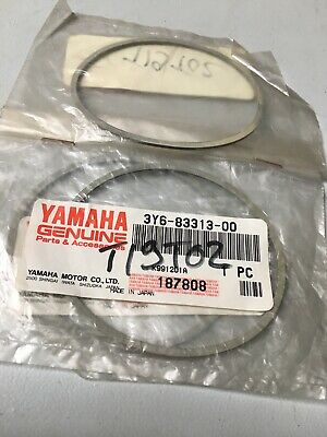 Yamaha 3Y6-83313-00 (X4) joint cabochon clignotant RD350LC RDLC350 350 RDLC
