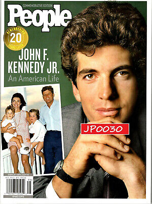 People Commemorative Edition 2019, John F Kennedy JR. 20 Years Later, New/Sealed