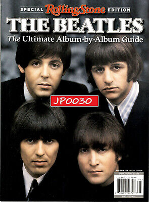 Rolling Stone Special 2019, The Beatles, The Ultimate Guide, New/Sealed, Reissue