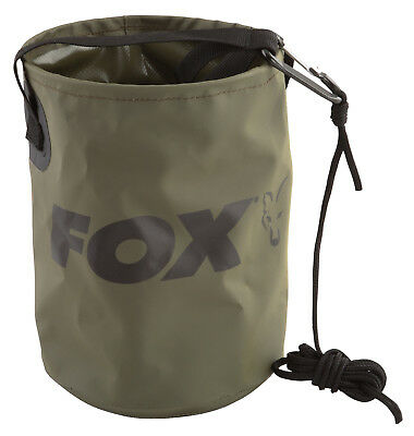 Fox Carp Fishing - Collapsible Water Bucket - CCC040