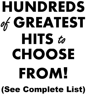 GREATEST HITS BEST OF CDs - 3 for $12 BLOWOUT SEE LIST Eagles MORE!!!