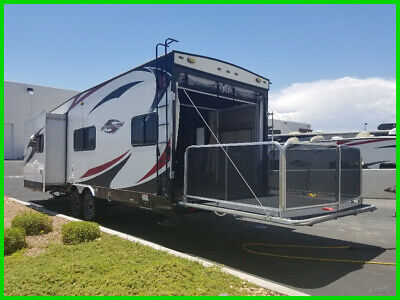 Stealth Toy Hauler >> 2017 Forest River Stealth Wa 2916 G Bumper Pull Toy Hauler