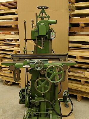 Chain Mortiser, Mortising Machine, Northfield Foundry Model Cm, Made In The Usa