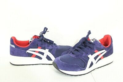 6d5c812038 ONITSUKA TIGER TIGER Ally Mens Beige Suede Athletic Lace Up Running ...