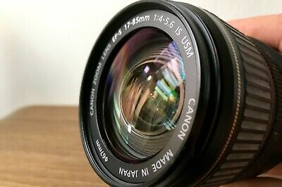 Canon 9517A002 EF-S 17-85mm f/4-5.6 IS USM Lens