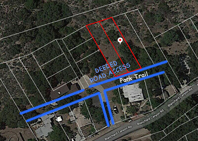 Los Angeles, California -  Two Vacant Res Lots In Blanchard Canyon