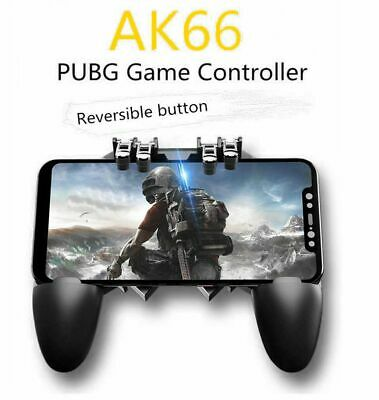 Six Finger Mobile Phone Game Controller Joystick Gamepad for PUBG Android IOS AK
