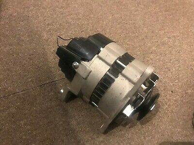 Classic MGB Alternator with Fan and Pulley 1968-1980
