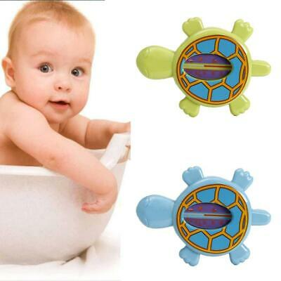 Tortoise Shape Turtle Toy Bath Thermometer for Baby Room Temperature LEBB 02