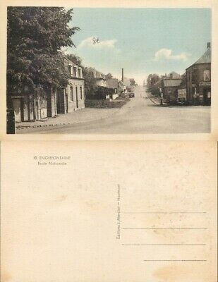 [505350] B/TB|| || - France  - (59) Nord, Englefontaine, Route Nationale