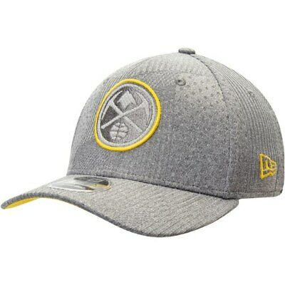 low priced 9ec46 38023 Denver Nuggets New Era Authentics Training Series 9FIFTY Adjustable Snapback  Hat