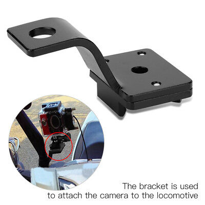 Aluminum Motorcycle Rearview Mirror Mount Bracket Holder for Gopro SJCAM F3