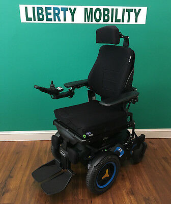 FREE SHIPPING PERMOBIL F3 Corpus Wheelchair 4 functions 88