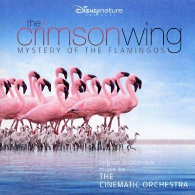 The Cinematic Orchestra-The Crimson Wing: Mystery of the Flamingos CD NEW