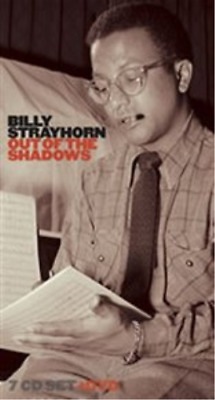 Billy Strayhorn-Out of the Shadows CD / Box Set with DVD NEU