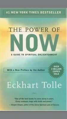 The Power of Now: A Guide to Spiritual Enlightenment, E Tolle Digital PDF Format