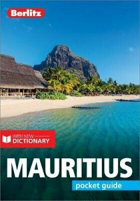 Berlitz Pocket Guide Mauritius (Travel Guide with Dictionary) 9781785731235
