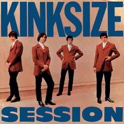 "The Kinks ‎– Kinksize Session. 7"" EP, Pic Sleeve, RSD 2015. Mint. Sealed."