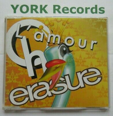ERASURE - Oh L'Amour - Excellent Condition CD Single Mute CDMUTE312