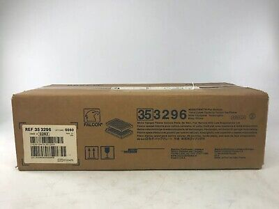 BD Falcon 353296 Microtest Flat Bottom 96 Well Tissue Culture Plates 50/CASE NEW