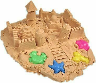 100GM Top Quality Children Play Sand Washed,Graded Sandpit & Nursery Play Pit