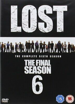 Naveen Andrews, Emilie de R...-Lost: The Complete Sixth Season DVD NEW