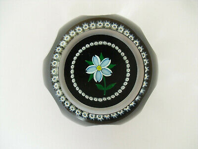 "Limited Edition Caithness William Manson ""Flora"" Paperweight (37/500) - >2 1/2"""