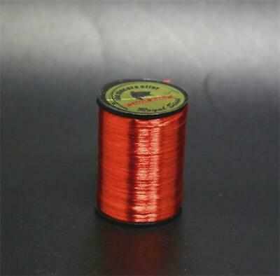 10Color SALTWATER//TROUT//BASS//SALMON Fly Tying Materials Tinsel Floss Wire Thread