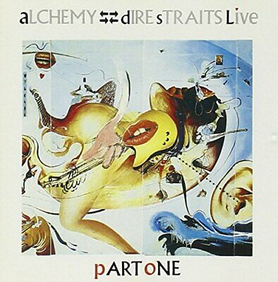 Dire Straits - Alchemy Live 1 - Dire Straits CD 8DLN The Cheap Fast Free Post