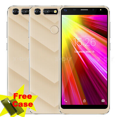 XGODY V20 18:9 Unlocked Android 8.1 Smartphone Cell Phone 3G For AT&T  4GB 5.0MP