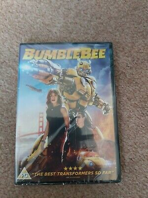 Bumblebee DVD. New and sealed. Genuine UK dvd