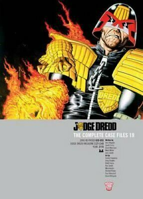 Judge Dredd: v. 19 The Complete Case Files by John Wagner 9781907992964