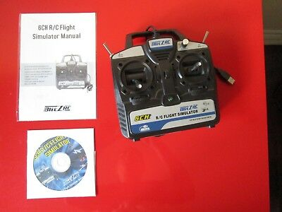 Blitz RC Works 6CH Flight Simulator + FMS Alpha 2.0 (PC)