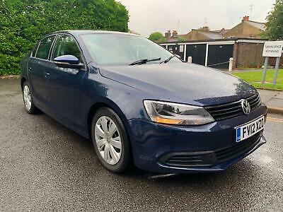 Volkswagen Jetta 1.6TDI AUTOMATIC BlueMotion Tech DSG 2012