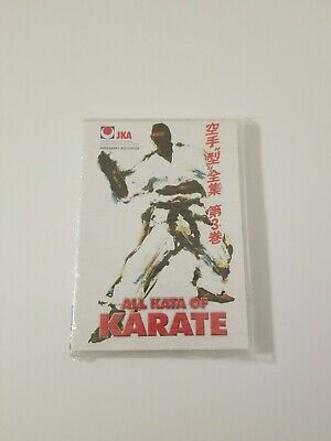 All Kata of Karate - DVD NEW SEALED Martial Arts