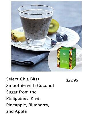 Optavia Select Chia Bliss Smoothie - 7 Fuelings