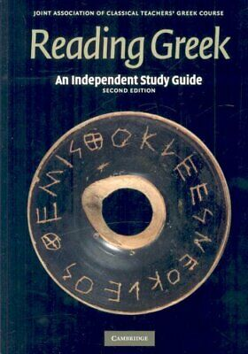 Reading Greek: An Independent Study Guide to Reading Greek 9780521698504