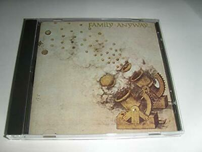 Family - Anyway - Family CD NCVG The Cheap Fast Free Post The Cheap Fast Free