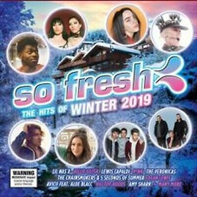 Various, So Fresh - Hits Of Winter 2019, CD
