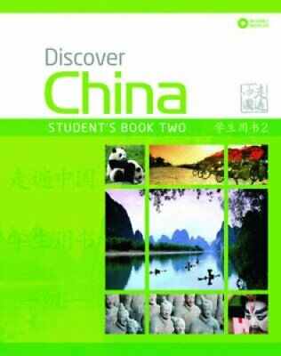Discover China Student Book Two by Anqi Ding, Shaoyan Qi (Mixed media...