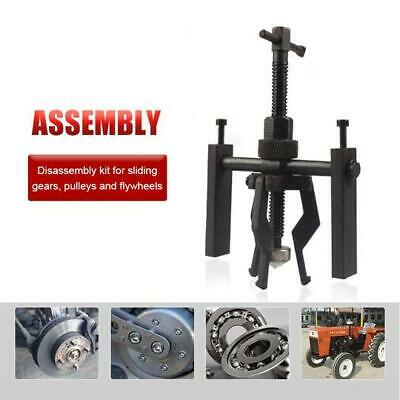 3 Jaw Pilot Bearing Puller Auto Motorcycle Bushing Remover Extractor Tools New